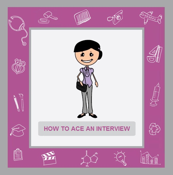 How to ace an interview cover image