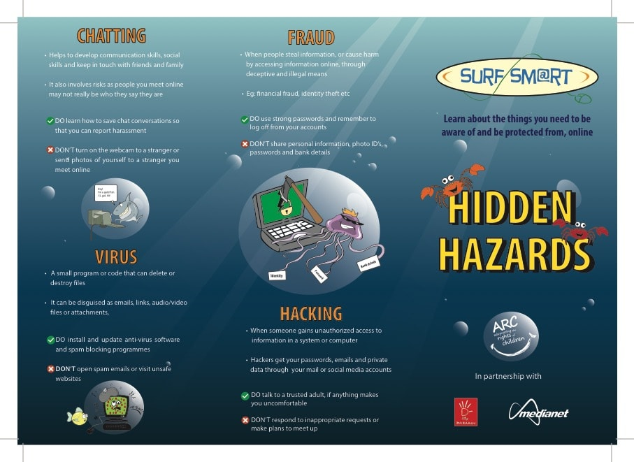 Hidden Hazards brochure