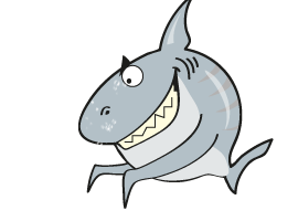 Internet Intimidation shark